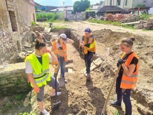 Розкопки 2020 у Меджибожі